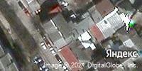 Фотография со спутника Яндекса, улица Декабристов, дом 17 в Симферополе