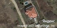 Фотография со спутника Яндекса, улица Беспалова, дом 101 в Симферополе