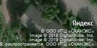 Фотография со спутника Яндекса, Бесовецкая улица, дом 9 в Петрозаводске