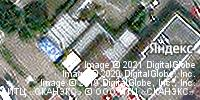 Фотография со спутника Яндекса, Красноармейская улица, дом 82А в Брянске