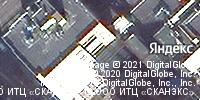 Фотография со спутника Яндекса, Бежицкая улица, дом 1, корпус 8 в Брянске