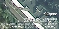 Фотография со спутника Яндекса, Бежицкая улица, дом 1, корпус 3 в Брянске