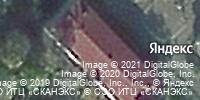 Фотография со спутника Яндекса, Бежицкая улица, дом 6/1 в Брянске