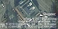 Фотография со спутника Яндекса, Бежицкая улица, дом 2А в Брянске