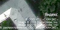 Фотография со спутника Яндекса, улица Гоголя, дом 7А в Петрозаводске
