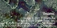 Фотография со спутника Яндекса, улица Урицкого, дом 24 в Брянске