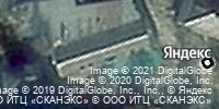 Фотография со спутника Яндекса, улица Урицкого, дом 4 в Брянске