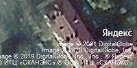 Фотография со спутника Яндекса, улица Пушкина, дом 38 в Брянске