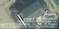 Фотография со спутника Яндекса, улица Пушкина, дом 36 в Брянске