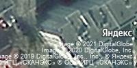 Фотография со спутника Яндекса, улица Пушкина, дом 33 в Брянске