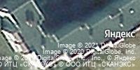 Фотография со спутника Яндекса, улица Пушкина, дом 14 в Брянске