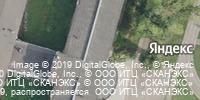 Фотография со спутника Яндекса, улица Паши Савельевой, дом 4 в Твери