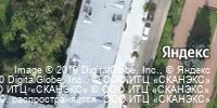 Фотография со спутника Яндекса, Театральный проезд, дом 3А в Твери