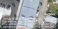 Фотография со спутника Яндекса, Театральный проезд, дом 7 в Твери