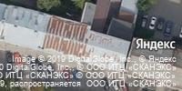 Фотография со спутника Яндекса, бульвар Радищева, дом 9 в Твери