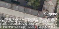Фотография со спутника Яндекса, бульвар Радищева, дом 11 в Твери