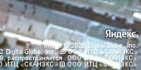Фотография со спутника Яндекса, бульвар Радищева, дом 28 в Твери