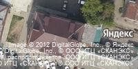 Фотография со спутника Яндекса, бульвар Радищева, дом 37 в Твери