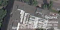 Фотография со спутника Яндекса, улица Черняховского, дом 29 в Курске
