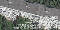 Фотография со спутника Яндекса, улица Черняховского, дом 31 в Курске