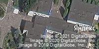 Фотография со спутника Яндекса, улица Черняховского, дом 26 в Курске