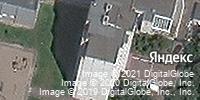 Фотография со спутника Яндекса, улица Черняховского, дом 24 в Курске