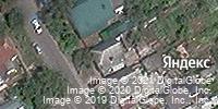 Фотография со спутника Яндекса, Дружининская улица, дом 44 в Курске