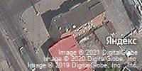 Фотография со спутника Яндекса, улица Дзержинского, дом 42 в Курске