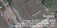 Фотография со спутника Яндекса, улица Карла Маркса, дом 17 в Курске