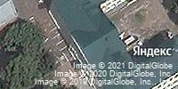 Фотография со спутника Яндекса, улица Карла Маркса, дом 23/1 в Курске