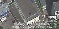 Фотография со спутника Яндекса, улица Карла Маркса, дом 9 в Курске