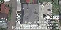 Фотография со спутника Яндекса, Ахтырский переулок, дом 13 в Курске