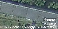 Фотография со спутника Яндекса, улица Баррикад, дом 124 в Калуге
