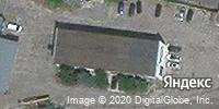 Фотография со спутника Яндекса, проспект Льва Ландау, дом 147 в Харькове