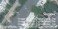 Фотография со спутника Яндекса, улица Нестерова, дом 14 в Керчи