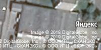 Фотография со спутника Яндекса, проспект Славы, дом 148Б в Белгороде