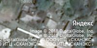 Фотография со спутника Яндекса, улица Демьяна Бедного, дом 30 в Белгороде
