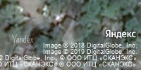 Фотография со спутника Яндекса, улица Демьяна Бедного, дом 30Б в Белгороде
