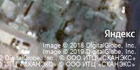 Фотография со спутника Яндекса, улица Демьяна Бедного, дом 26 в Белгороде