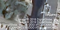 Фотография со спутника Яндекса, улица Демьяна Бедного, дом 24 в Белгороде