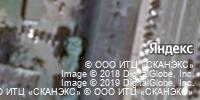 Фотография со спутника Яндекса, улица Белгородского Полка, дом 35 в Белгороде