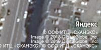 Фотография со спутника Яндекса, улица Белгородского Полка, дом 50 в Белгороде