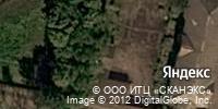 Фотография со спутника Яндекса, улица Кармелюка, дом 2 в Покровске