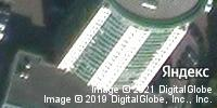 Фотография со спутника Яндекса, проспект Маршала Жукова, дом 58, корпус 1 в Москве