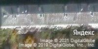 Фотография со спутника Яндекса, Новозаводская улица, дом 25, корпус 2 в Москве