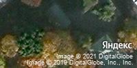 Фотография со спутника Яндекса, улица Льва Толстого, дом 21, строение 8 в Москве
