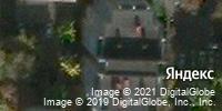 Фотография со спутника Яндекса, Симферопольский бульвар, дом 13, корпус Б в Москве