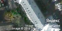Фотография со спутника Яндекса, Успенский переулок, дом 8 в Москве