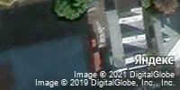 Фотография со спутника Яндекса, Успенский переулок, дом 5, строение 14 в Москве