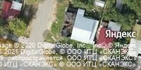 Фотография со спутника Яндекса, улица Пузакова, дом 131 в Туле